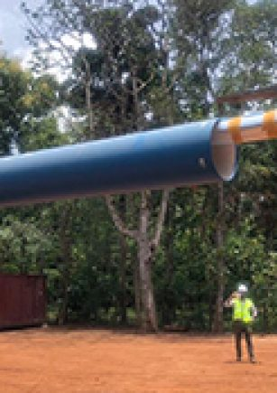 greater mathale water supply project